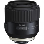 Tamron SP 85mm f/1.8 Di VC USD Lens for Canon
