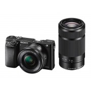 SONY ALPHA A6000 16-50/55-210 Twin kit